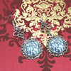 Designer Cabochon Earrings 17