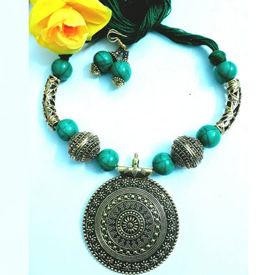 Antique Gold Neckpiece 2