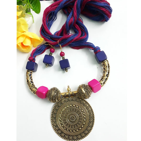 Antique Gold Neckpiece 3
