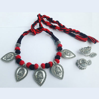 Ethnic Durga Necklace