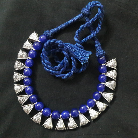 Blue Beat Choker