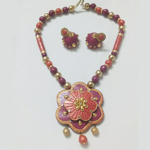 Terracotta Handmade Jewellery 2