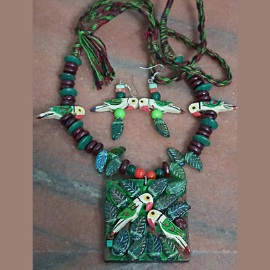 Forest Carol Necklace