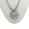 Antique German Silver Necklace 5