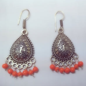 German Silver Earrings 13