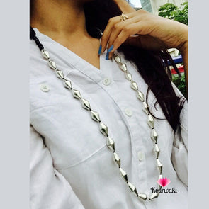 Dholki Beads Necklace