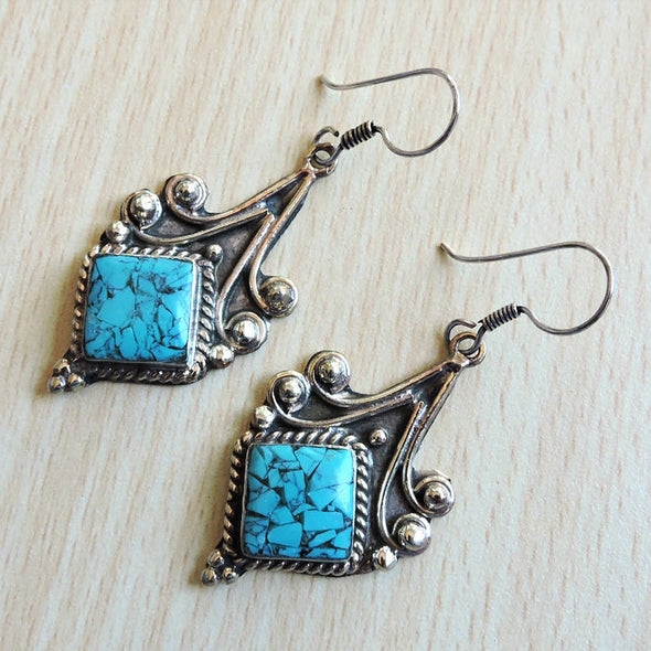 Tibetan Earrings 01