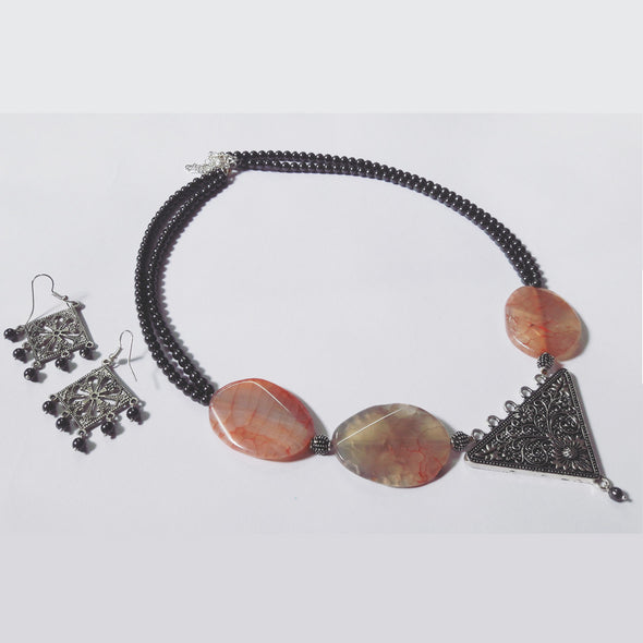 Stone Necklace 2