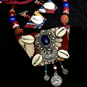 Kalamkari Magic Necklace