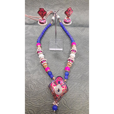 Gaothi Traditional Necklace Set 4