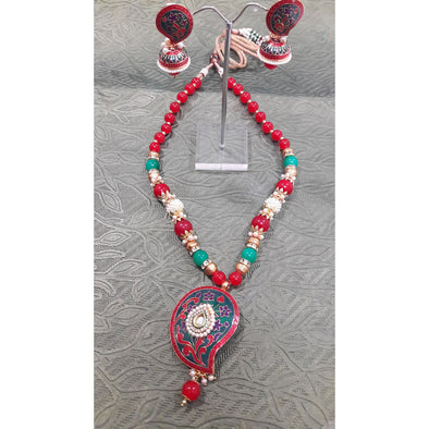 Gaothi Traditional Necklace Set 7