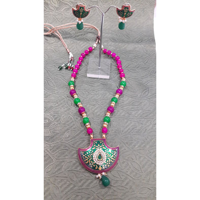 Gaothi Traditional Necklace Set 8