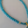 Beaded Crystal Necklace 1