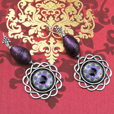 Designer Cabochon Earrings 22