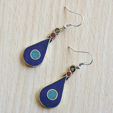 Tibetan Earrings 25