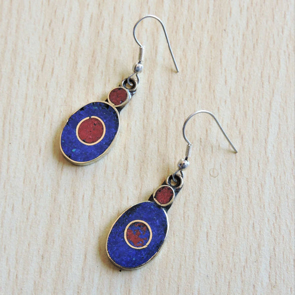 Tibetan Earrings 26