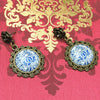 Designer Cabochon Earrings 28