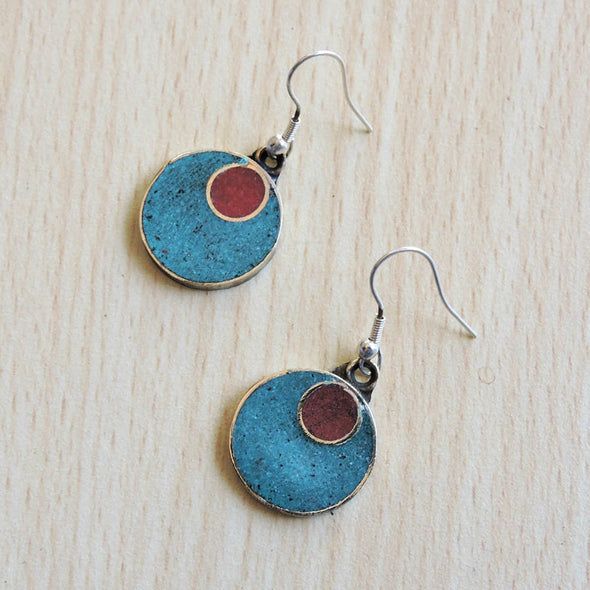 Tibetan Earrings 29
