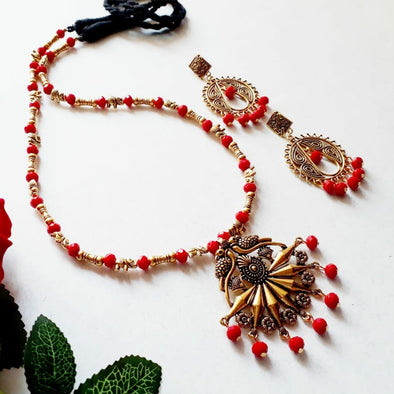 Party Wear Neckpiece