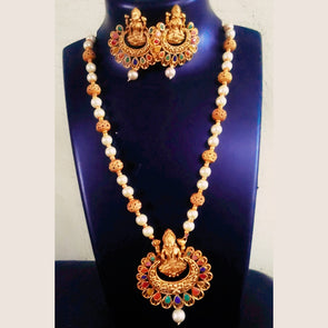 Lakshmi Necklace Set