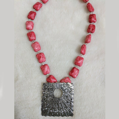 German Silver Necklace 1