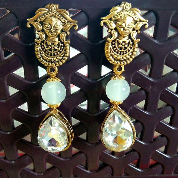 Devi Kundan Earrings