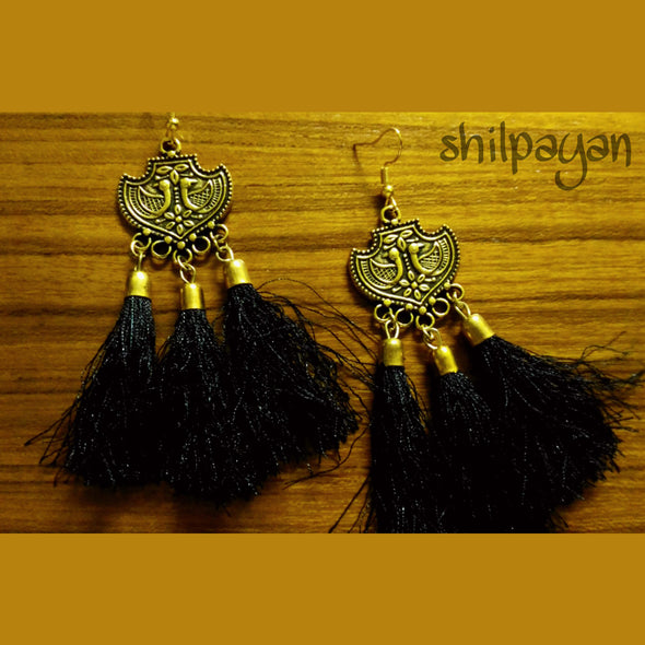 Tassel Earrings 2