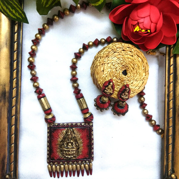 Mahalakshmi Long Hairam Set