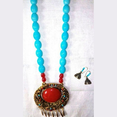 Boho Statement Neckpiece