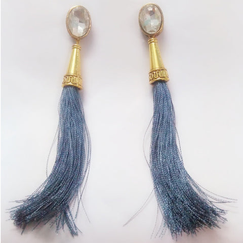 Trendy Tassel Earrings