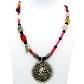 Beads Stone Necklace