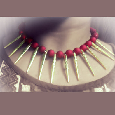 Shanku Necklace