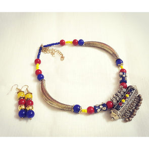 Maduli Necklace Set