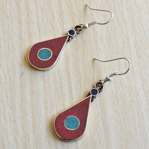 Tibetan Earrings 34