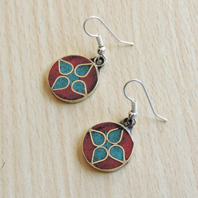 Tibetan Earrings 35