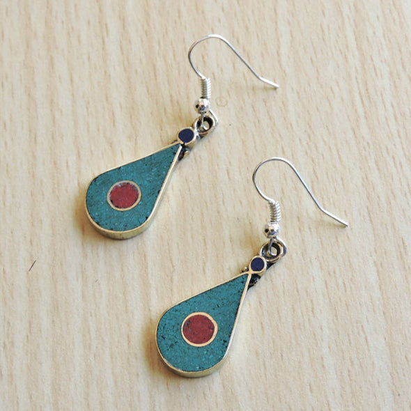 Tibetan Earrings 37