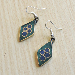 Tibetan Earrings 38