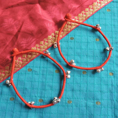 Thread Anklet