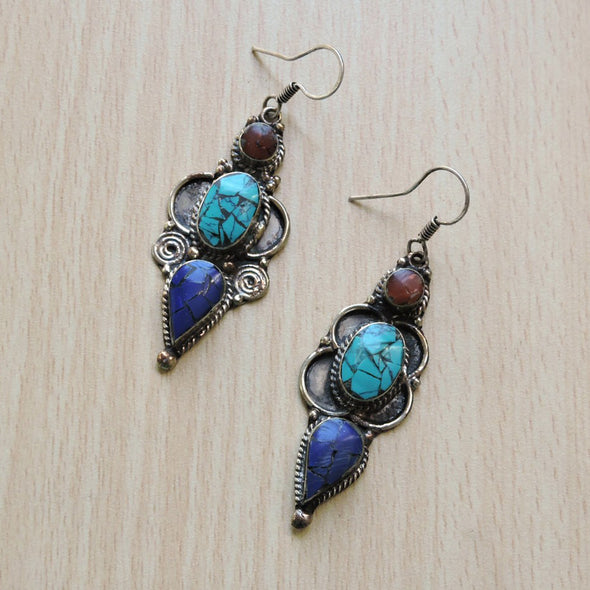 Tibetan Earrings 03