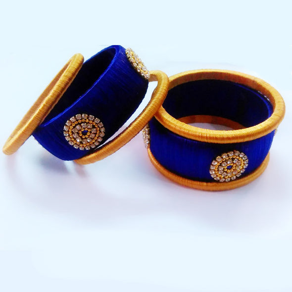 Silk Thread Bangles 5