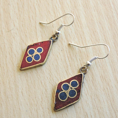 Tibetan Earrings 42