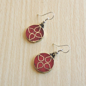 Tibetan Earrings 43