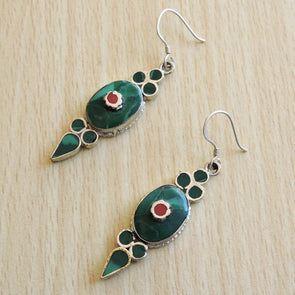 Tibetan Earrings 44
