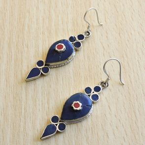 Tibetan Earrings 45
