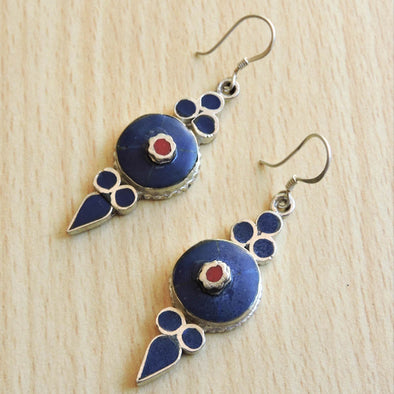 Tibetan Earrings 49