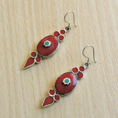 Tibetan Earrings 51