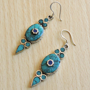 Tibetan Earrings 52