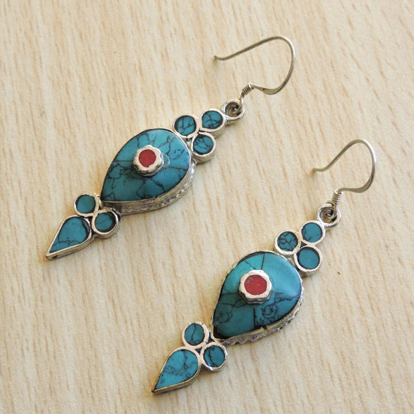 Tibetan Earrings 53
