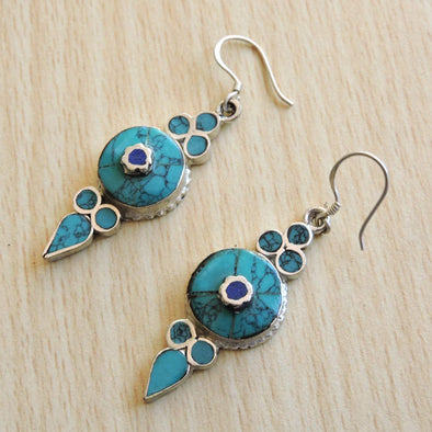 Tibetan Earrings 55