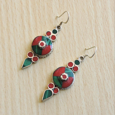 Tibetan Earrings 58